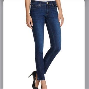 DL1961 • Angel Mid Rise Ankle Skinny Jeans